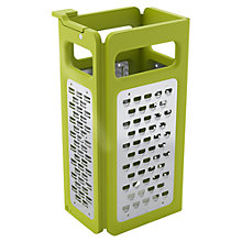 Buy Joseph Joseph Fold-Flat Grater Plus Online at johnlewis.com