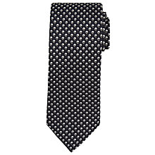 Buy BOSS Comma Silk Woven Tie Online at johnlewis.com