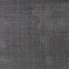 Buy John Lewis Silk Organza Fabric, Black Online at johnlewis.com