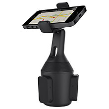 Buy Belkin Car Universal Cup Mount for Smartphones Online at johnlewis.com