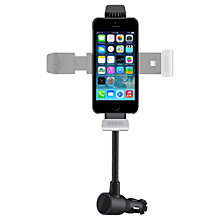Buy Belkin Car Navigation and Charge Mount for iPhone 5/5s Online at johnlewis.com