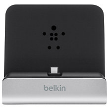 Buy Belkin PowerHouse Micro USB Dock XL for Smartphones & Tablets Online at johnlewis.com