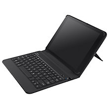Buy Belkin Qode Slim Style Keyboard Case for iPad Air Online at johnlewis.com