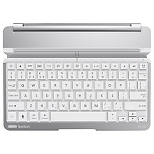 Buy Belkin QODE Thin Type Keyboard Cover for iPad Air Online at johnlewis.com