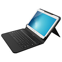 "Buy Belkin Qode Universal Keyboard Case for 10"" Tablets Online at johnlewis.com"
