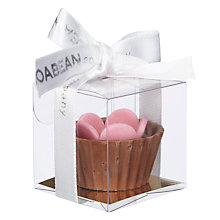 Buy Cocoabean Company Mini Truffle Flower Cupcake, 15g Online at johnlewis.com