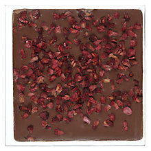 Buy Cocoabean Company Mini Milk Chocolate Slab, 25g Online at johnlewis.com