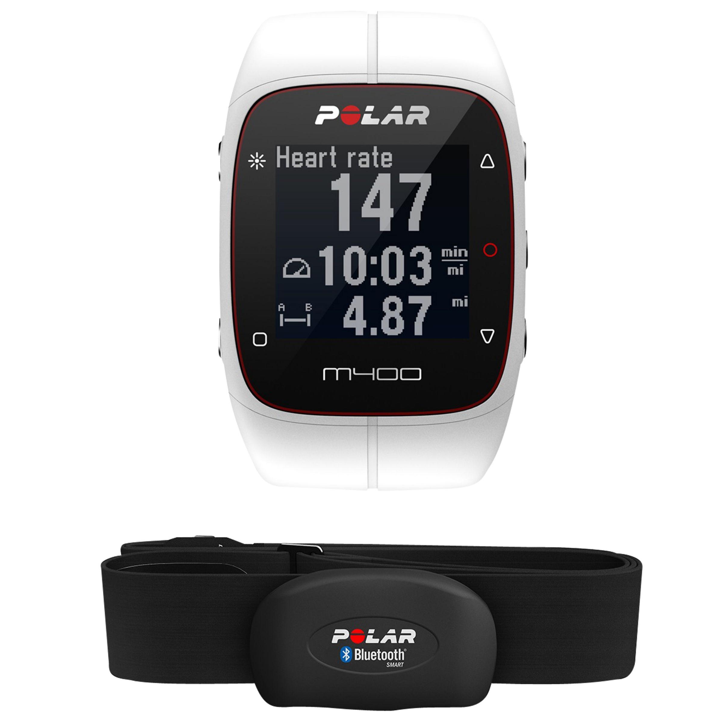 Polar Polar M400 GPS Sports Watch with Heart Rate Sensor