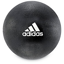Buy Adidas Medicine Ball, Black, 3kg Online at johnlewis.com