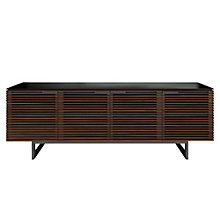 "Buy BDI Corridor 8179 TV Cabinet for TVs up to 85"" Online at johnlewis.com"