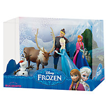 Buy Disney Frozen Deluxe Figurine Set Online at johnlewis.com