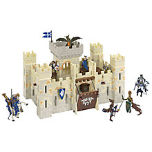 Buy Papo Knights' Castle Online at johnlewis.com