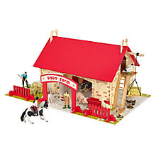 Buy Papo Farm, Small Online at johnlewis.com