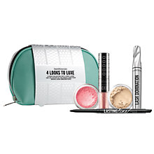 Buy bareMinerals Bare 4 Looks To Luxe Gift Set Online at johnlewis.com