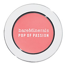 Buy bareMinerals Pop Of Passion™ Blush Balm Online at johnlewis.com