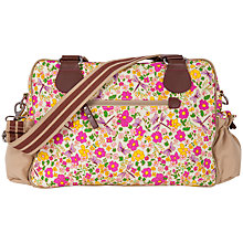 Buy Pink Lining Not-So-Plain Jane Changing Bag, Cottage Garden Online at johnlewis.com