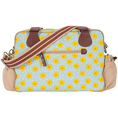 Pink Lining NotSoPlain Jane Changing Bag Sunflower