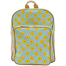 Buy Pink Lining Wanderlust Rucksack, Sunflower Online at johnlewis.com