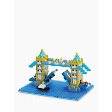 Buy Nanoblock Tower Bridge Online at johnlewis.com