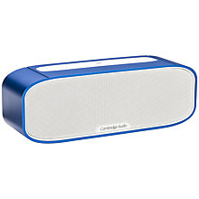Buy Cambridge Audio G2 Mini Portable Bluetooth Speaker Online at johnlewis.com