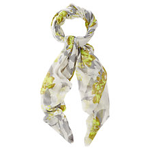 Buy Oasis Neo Floral Scarf, Multi Online at johnlewis.com