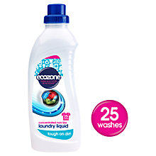 Buy Ecozone Non Bio Laundry Liquid, 1L Online at johnlewis.com