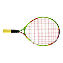 "Buy Babolat Ballfighter 19"" Junior Tennis Racket, Green/Red Online at johnlewis.com"