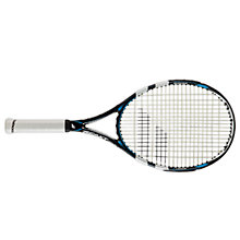 Buy Babolat Reakt Team Tennis Racket, Black/Blue Online at johnlewis.com