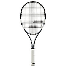 Buy Babolat Pulsion 102 Tennis Racket, Black/Silver Online at johnlewis.com