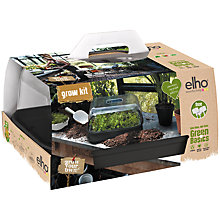 Buy Elho Green Basics All-in-One Grow Kit Online at johnlewis.com