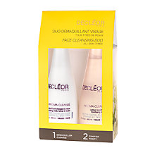 Buy Decleor Aroma 2-in-1 Facial Cleanser, 400ml Online at johnlewis.com