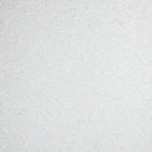 Buy John Lewis Fine Lace Fabric, Ivory Online at johnlewis.com