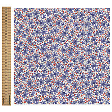 Buy John Lewis Flower Blossom Print Fabric Online at johnlewis.com
