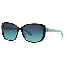Buy Tiffany & Co TF4092 Square Sunglasses Online at johnlewis.com