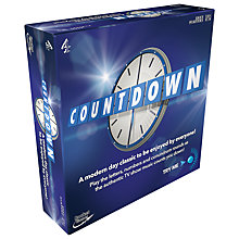 Buy Esdevium Countdown Board Game Online at johnlewis.com