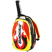Buy Babolat Tennis Children's Backpack, Yellow/Red Online at johnlewis.com