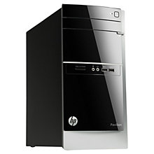 Buy HP Pavilion 500-515na Desktop PC, AMD A10, 8GB RAM, 2TB, Black Online at johnlewis.com