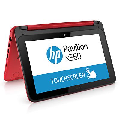HP Pavilion x360 11n012na Convertible Laptop Intel Celeron 4GB RAM 500GB 11.6 Touch Screen