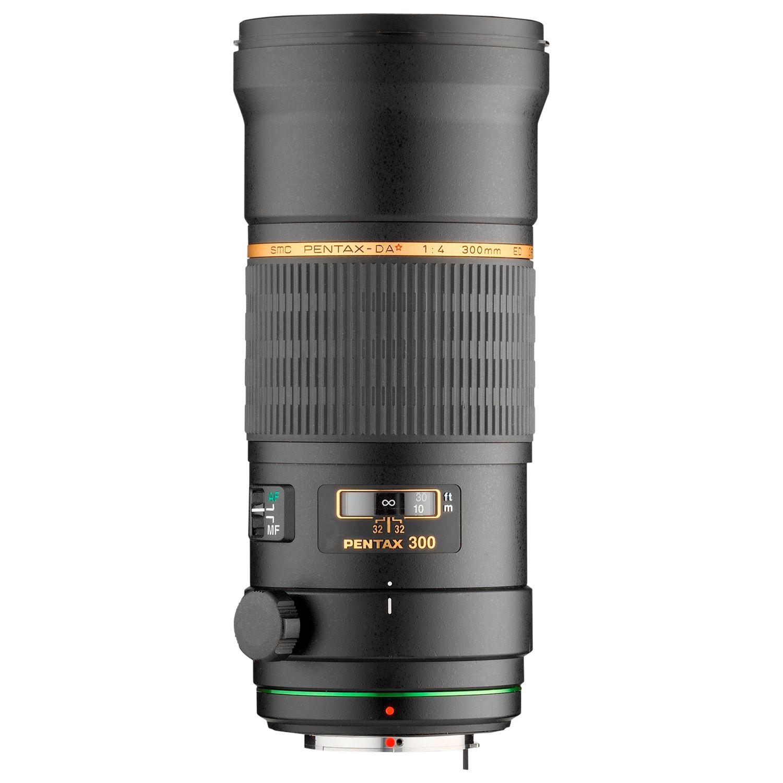 Pentax Pentax SMCP-DA* 300mm f/4 ED (IF) SDM Autofocus Telephoto Lens