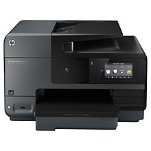 Buy HP Officejet Pro 8620 Wireless e-All-in-One Printer & Fax Machine, HP Instant Ink Compatible Online at johnlewis.com
