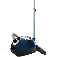 Buy Bosch BGL4310GB Compact Cylinder Vacuum Cleaner, Blue Online at johnlewis.com