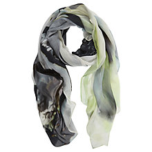Buy Mint Velvet Francis Print Scarf, Multi Online at johnlewis.com