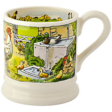 Buy Emma Bridgewater Chickens Landscape Mug Online at johnlewis.com