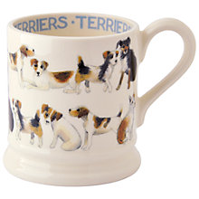 Buy Emma Bridgewater All Over Terriers Mug Online at johnlewis.com