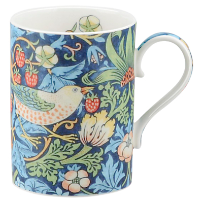 Sanderson Strawberry Thief William Morris Mug