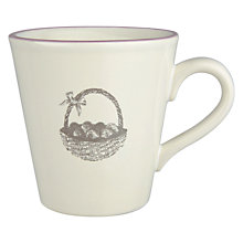 Buy John Lewis Maison Easter Basket Mug Online at johnlewis.com