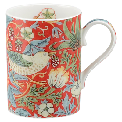 Sanderson Strawberry Thief William Morris Mug