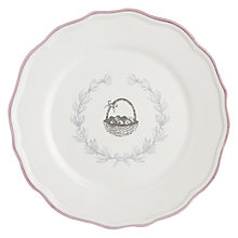 Buy John Lewis Maison Easter Basket Side Plate Online at johnlewis.com