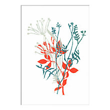 Buy Fiona Howard - Coastal Unframed Print with Mount, 30 x 40cm Online at johnlewis.com