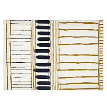 Buy John Lewis Irregular Stripes Placemat Online at johnlewis.com